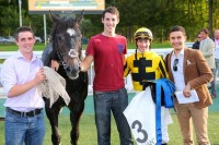 Chantilly 01/10/2014 6�me_Course PRIX DU PUITS