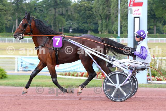 Enghien 14/08/2018 Canters